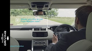Jaguar Land Rover self learning car