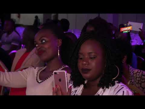 Alex Muhangi Comedy Store Uganda August 2018 - Jamal Wasswa