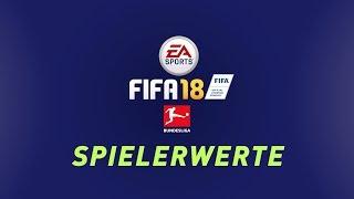 FIFA 18 - Bundesligaspieler sprechen über ihre Werte