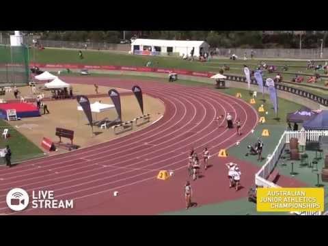 53rd Australian Junior Athletics Championships - Sydney Olympic Park - Saturday Afternoon