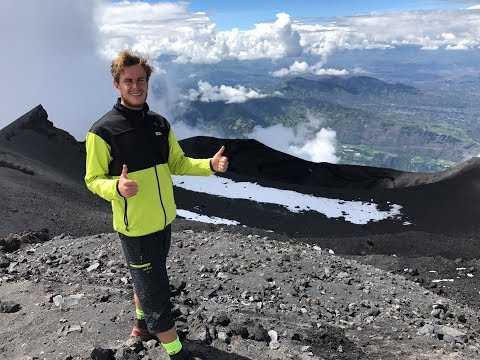 Ascending Tungurahua Active Volcano 5000m | Part 2 | We Almost Didn't Make It Back