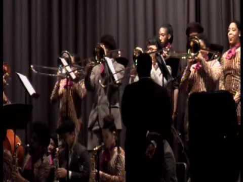 (Camden) Creative Arts Jazz Band State Finals (2017)