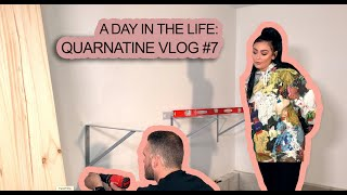 JWOWW'S HOME DIY PROJECTS || SOCIAL DISTANCING VLOG #7