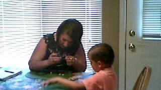 Preschool Cognitive Testing