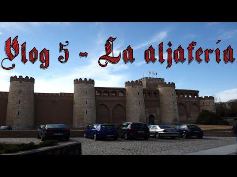Enseñando Zaragoza | Vlog 5 - La aljafería