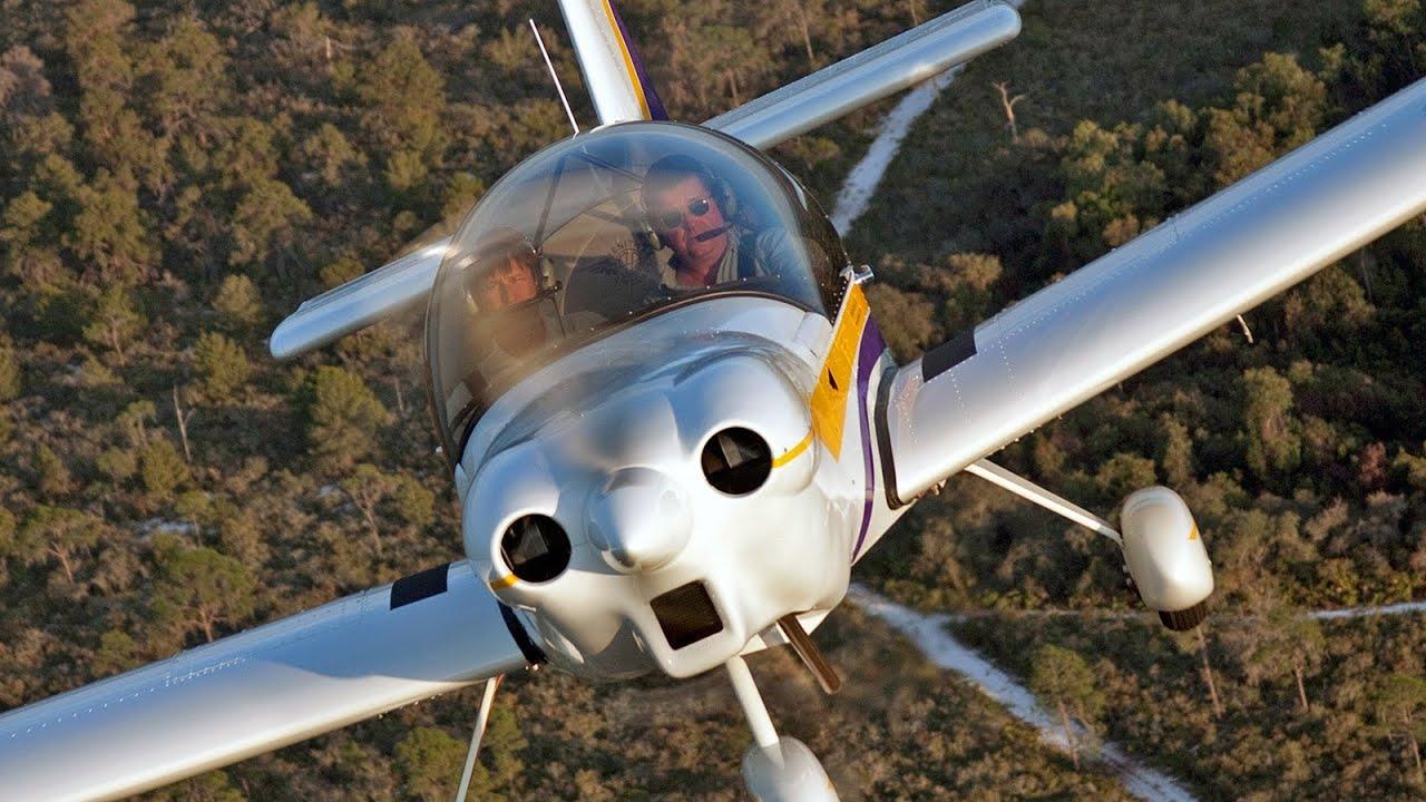 Sport Pilot flies the new Zenith CH 650 B