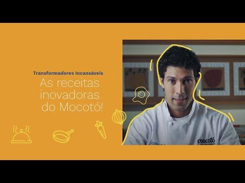 Rodrigo Oira chef do Mocotó  Transformadores Incansáveis ep 2