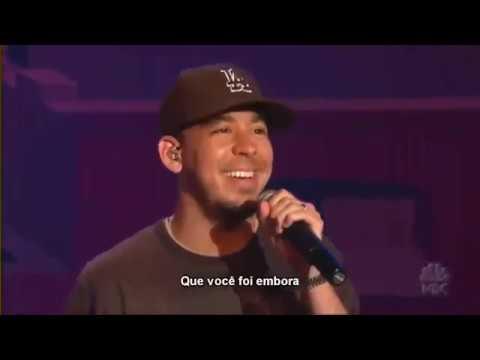 Mike Shinoda feat. Holly Brook (Skylar Grey) - Where'd You go (legendado)