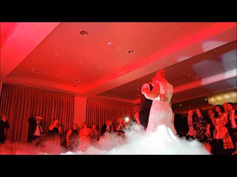 Dancing On The Clouds, Wedding First Dance, DJ Steve Telling, The Surrey Wedding DJ