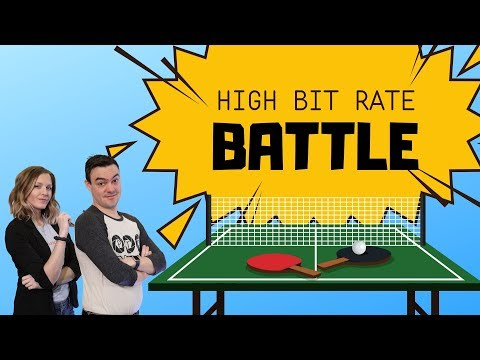 High Bitrate Sports Streaming + Live Ping Pong W/ 4 Camera Instant Replay