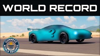 NEW 0-100 WORLD RECORD | Forza Horizon 3 | Crazy Accelerations!