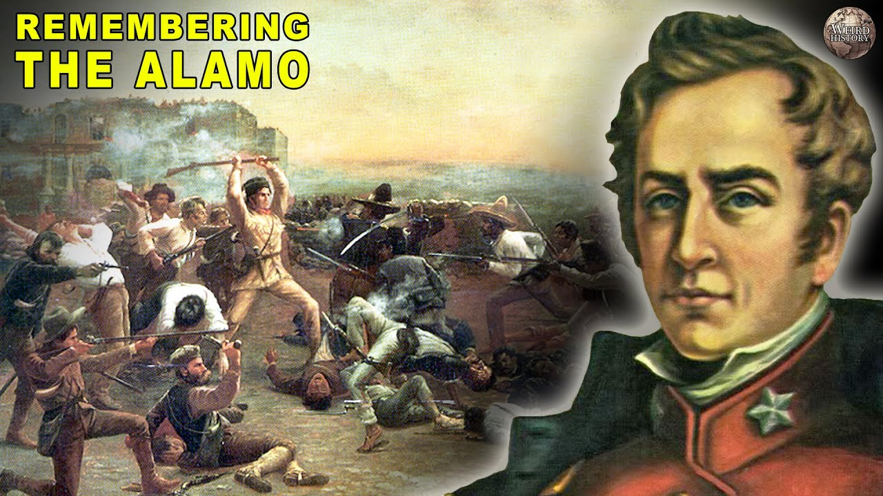 Everything That Went Wrong for The Alamo to Happen