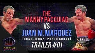 Pacquiao vs Marquez Quadrilogy Punch Count (Trailer#01)