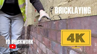 Bricklaying |4K