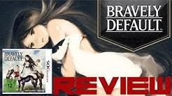 Bravely Default Review (3DS) [Deutsch|HD]