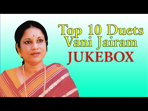 Top 10 Duets of Vani Jairam | Malayalam Movie Audio Jukebox