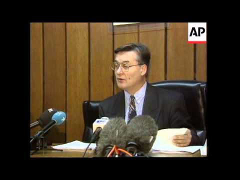 SERBIA: PRESIDENT MILOSEVIC GOES TO COURT FOR CONTROL OF BELGRADE