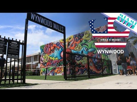 Jirka v Miami - WYNWOOD [VLOG]