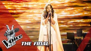 Romina – 'Lost Without You'   The Final   The Voice Kids   VTM