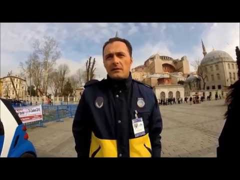 Istanbul, Turkey: (Ep.6) Travel Advice from a Tourist Officer!