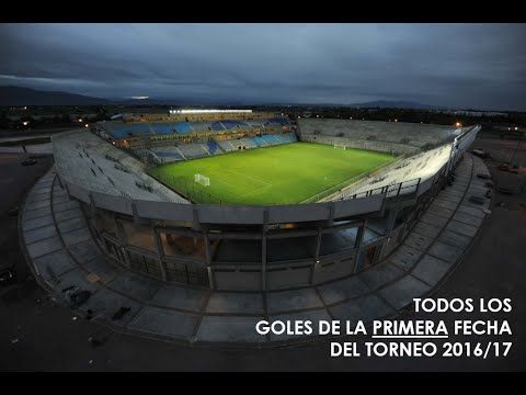 TODOS LOS GOLES ● PRIMERA FECHA ● TORNEO ARGENTINO 2016/17 PRIMERA DIVISION