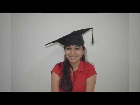 SCHOOL OF SKILLS- VIDHIGYA student ANUGYA MUKATI CLAT Indore Rank - 1