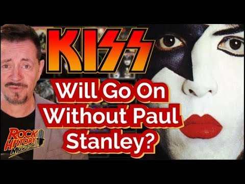 Paul Stanley Says Kiss Will Go On Without Him Mp3