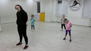 Видео-урок (I-полугодие: декабрь 2018г.) - филиал Червишевский, Уличный танец, гр.4-6
