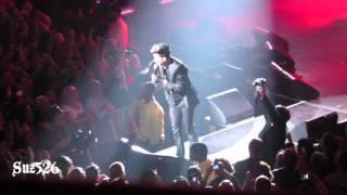 """14 Queen + Adam Lambert """"Another One Bites the Dust"""" London 7/12/12"""