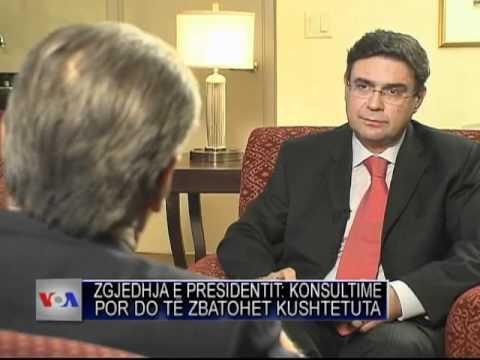 Interviste me z. Sali Berisha