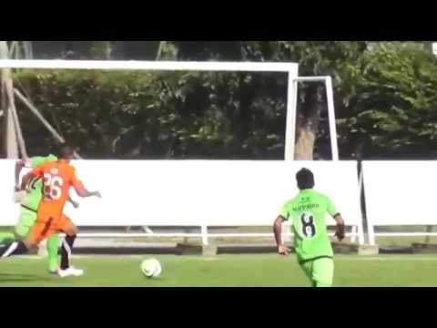 KBU FC VS ปลวกแดง ระยอง ยูไนเต็ด 2015