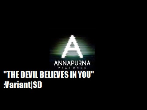 STX Entertainment  Annapurna Pictures  Logo