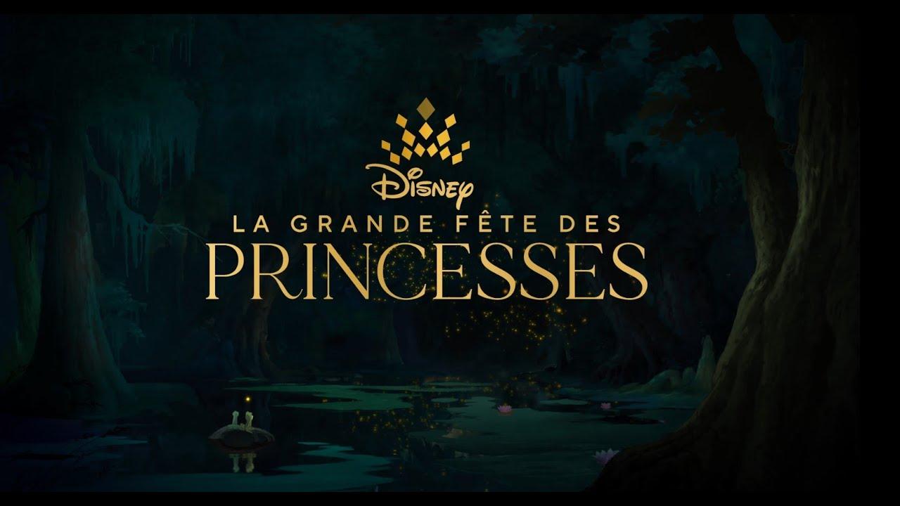 Download La Grande Fête des Princesses | Disney BE