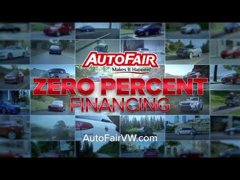 AutoFair Zero Percent VW REV