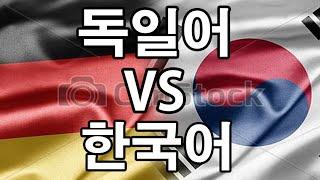 데이브 [독일어 vs 한국어] Comparing GERMAN//KOREAN!!