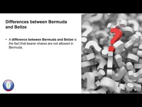 Set Up an Offshore Company in Belize vs Bermuda
