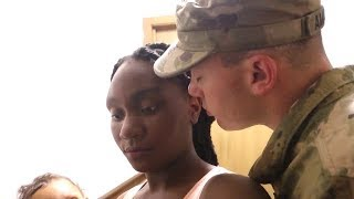 SEE YOU LATER  MILITARY FAMILY  INTERRACIAL FAMILY VLOGS