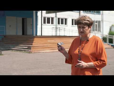 """""""Большой ремонт"""" в Ленинске-Кузнецком. Школа №8."""