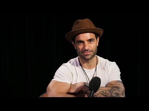 """Broadway Unplugged: Ramin Karimloo Performs """"Once Upon a December"""" from Anastasia the Musical"""