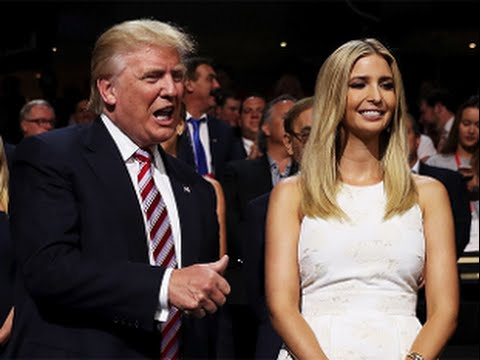 Donald Trump's daughter Ivanka, From YouTubeVideos
