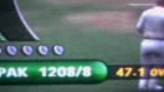 highest score in test match cricket by any team