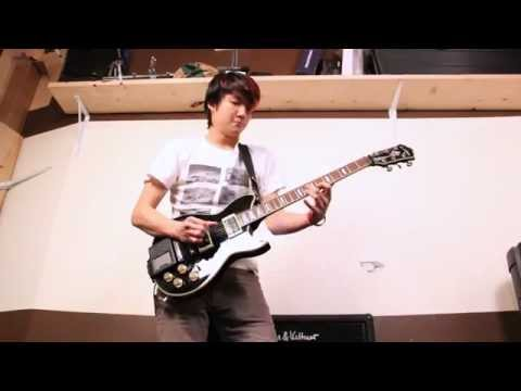 Derek Song Bluetooth Guitar Tricks 2011