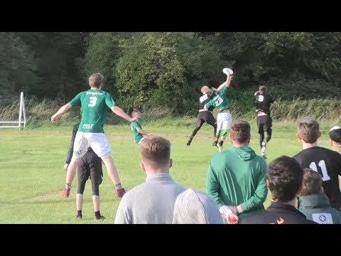 All Ireland Ultimate Championship Open Final 2018 PELT vs Ranelagh