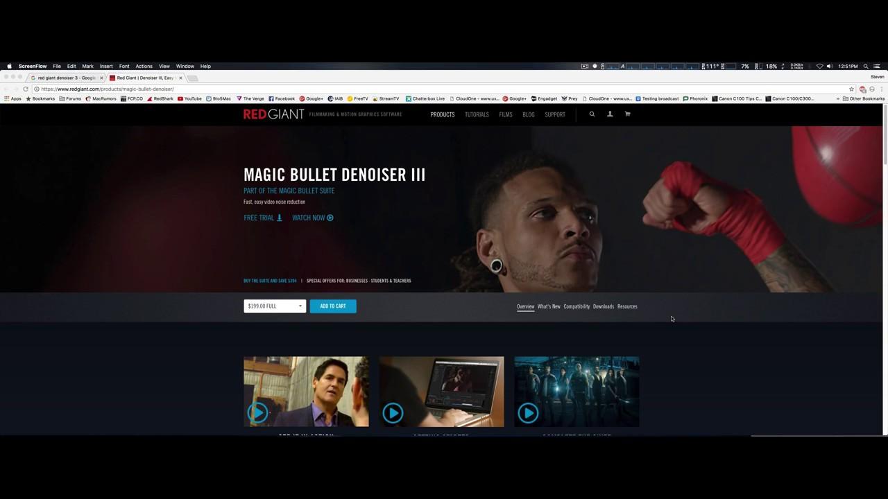 Magic Bullet Denoiser 3 Free Download Torrent