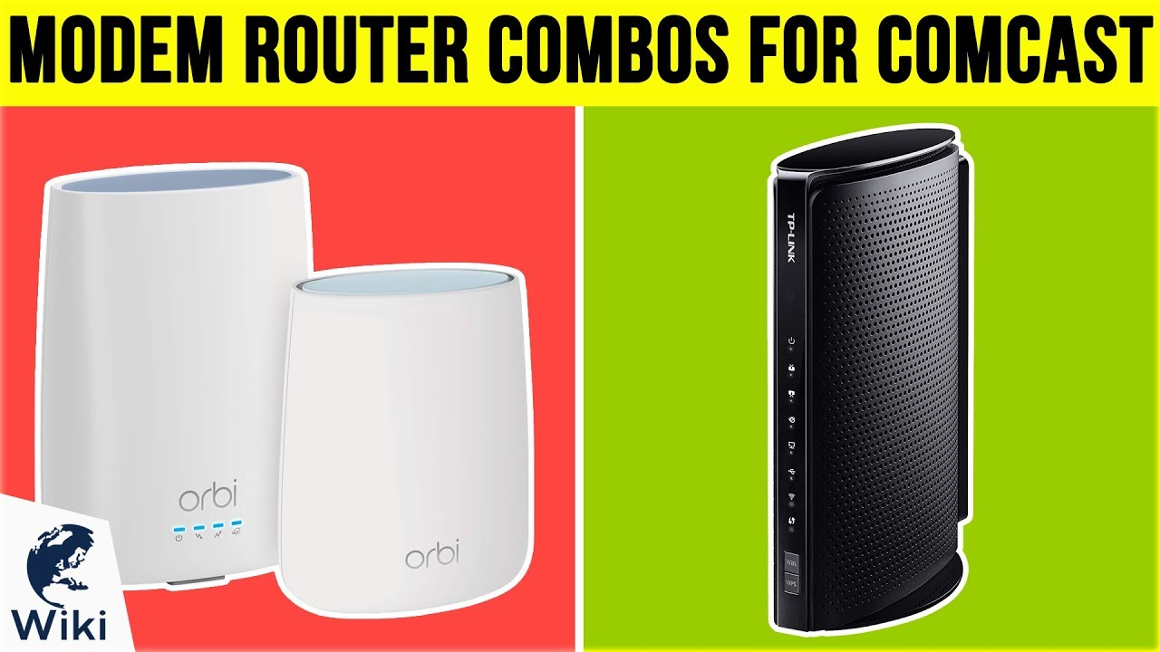 Top 8 Modem Router Combos For Comcast of 2019 | Video Review