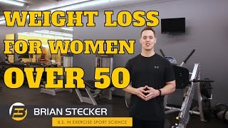 How to Maintain Weight Loss for Women Over 50