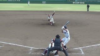 20150807 羽曳野ボーイズ 1-0 川崎中央シニア (ジャイアンツカップ) FULL