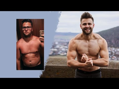 FAT TO FIT | EPIC TRANSFORMATION | German Story