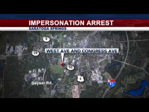 Saratoga man impersonated cop after choking woma