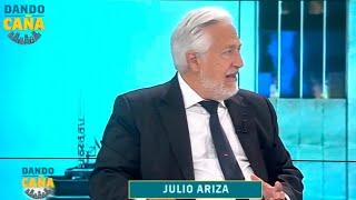 Julio Ariza sobre las últimas declaraciones de Maduro: 'Escucharle me repugna la conciencia'